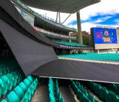 Seat Sight Screen - Sydney Cricket Ground