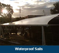 Waterproof Sails